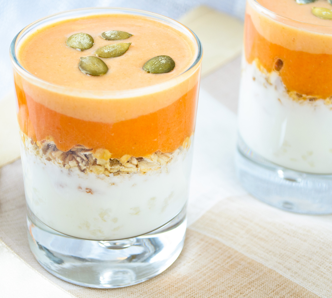 post blog vasito yogurt mousse calabaza