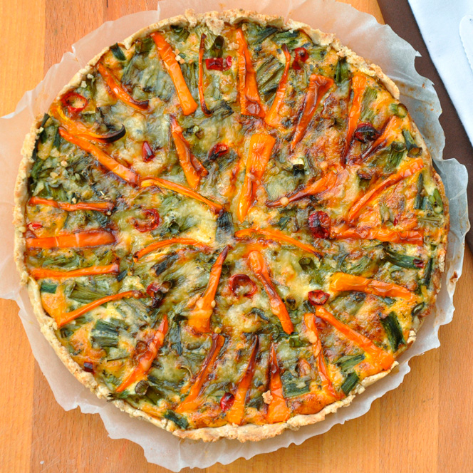 post receta quiche